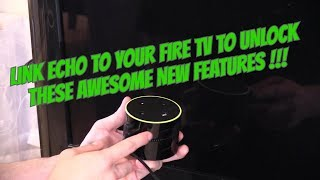 3 WAYS TO CONNECT ECHO TO TV or LINK TV TO ECHO FOR SOUND !