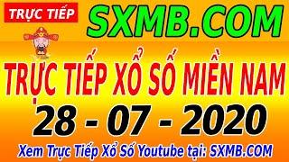 XSMN TRỰC TIẾP XỔ SỐ MIỀN NAM HÔM NAY THỨ 3 NGÀY 28/07/2020, KQXS MIEN NAM