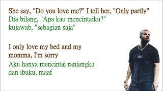 God's Plan   Drake   Lyrics   Terjemahan Indonesia