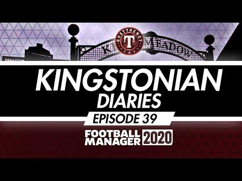 Kingstonian Diaries Ep 39 Football Manager 2020