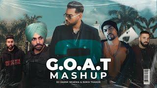 GOAT 2 UK Bhangra Remix Mashup DJ Harsh Sharma Ft Sunix Thakor
