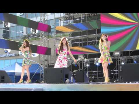 Twinkle (트윙클) - TTS_SNSD (소녀시대 태티서) Live @ K-Pop Concert by Blue One Resort
