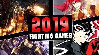 10 Fighting Games To Look Out For In 2019!