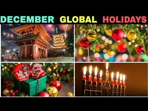 December global holidays   December Holidays   Google Doodle   Airing of Grievances   Festivus  