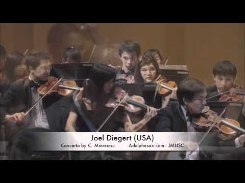 LISC Joel Diegert (USA) Concerto by C. Miereanu‬‏       - YouTube