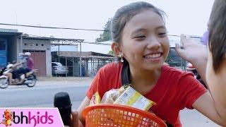 Vùng Lá Me Bay - Bé Phương Anh   Nhạc Vàng Bolero [MV]