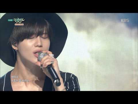 [HIT] 뮤직뱅크 - 샤이니, 애절함 극대화한 굿바이 '재연'. 20150619