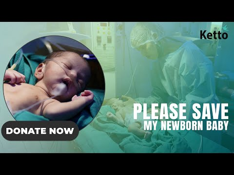 Medical Crowdfunding - Funds Requires for a Premature baby suffering from a Brain Damage - Ketto YouTube
