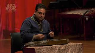 Mehdi Siadat - Improvisation on Santur in Chahargah
