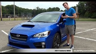 Review: 2017 Subaru WRX Premium