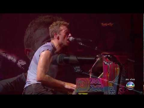 Coldplay (HD) - The Scientist (Rock In Rio 2011)