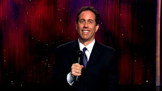 Jerry Seinfeld: We Are Slowly Evolving Into Chairs | Late Night With Conan O'Brien
