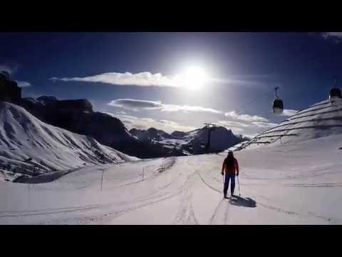 Dolomiti Superski Canazei Val Gardena