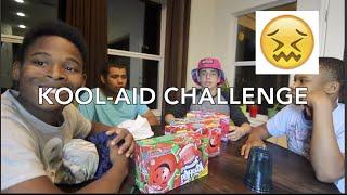 Kool Aid Challenge | Bruhitszach