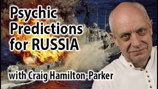 Psychic Predictions for Russia | War with America | Syria Predictions