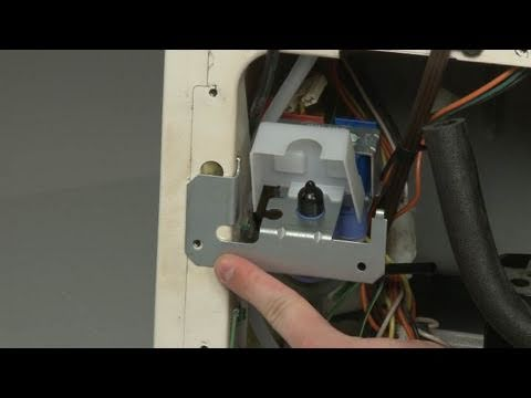 Fridge Water Inlet Valve Replacement How To Repair Ge