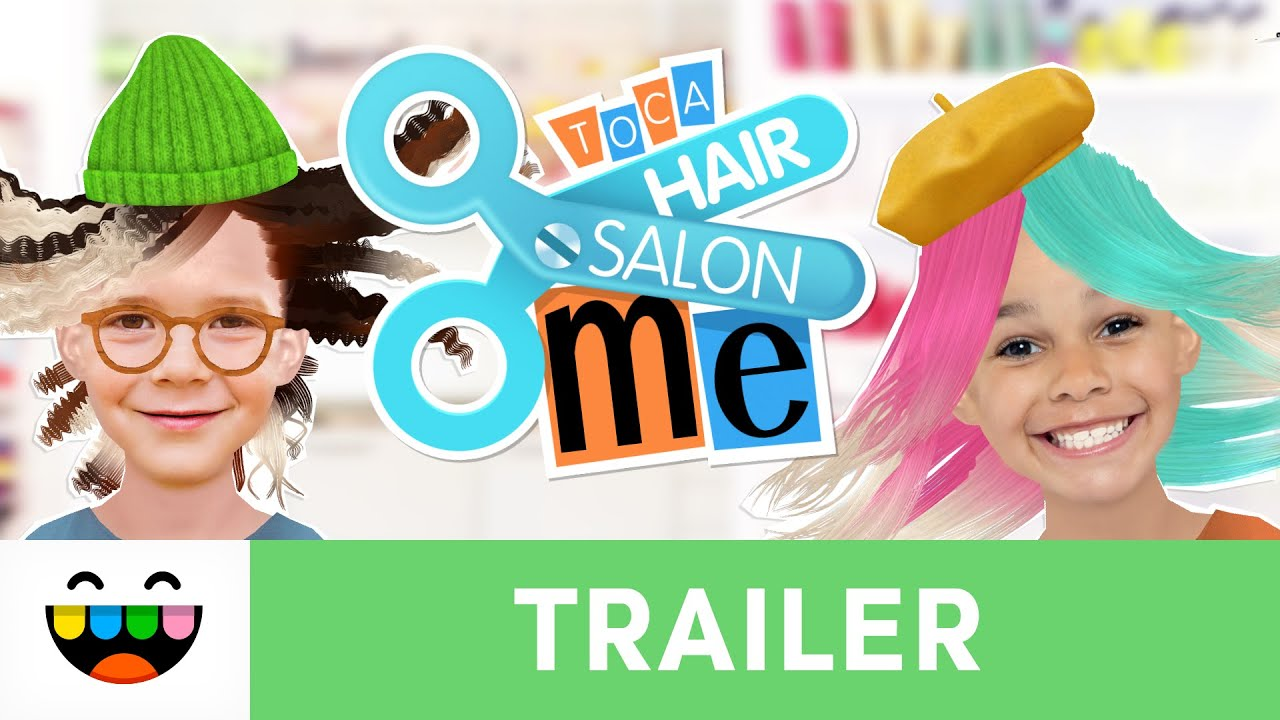 fun hair styling games toca hair salon me hair styling for toca 4159 | maxresdefault