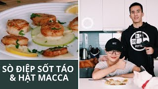 SÒ ĐIỆP CHUẨN FINE DINING TẠI NHÀ   Anh bạn thân Cooking #6