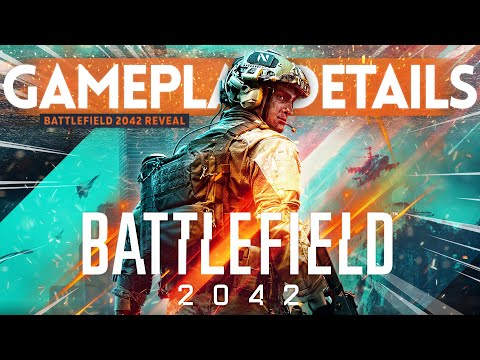 Battlefield 2042 FIRST LOOK! - Everything you need to know in 17 minutes!