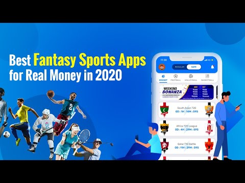 Best Fantasy Sports Apps for Real Money In 2020
