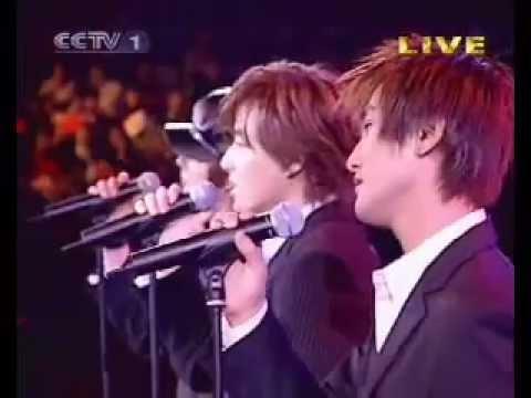 040102 Beijing China and South Korea Song S -  I Swear