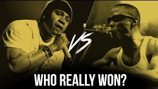 LL Cool J Vs. Canibus: Who REALLY Won?