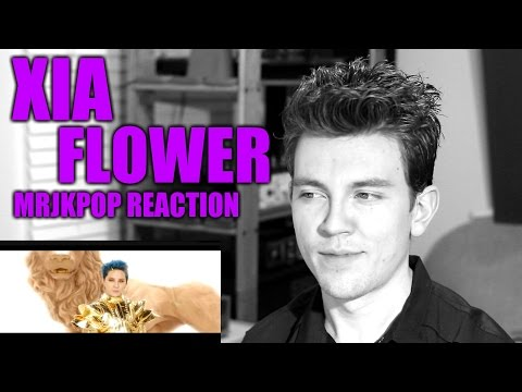 XIA Flower Reaction / Review - MRJKPOP ( 준수 - 꽃 )