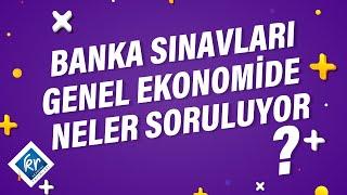 Banka Sınavları - Genel Ekonomi - Tanıtım Videosu