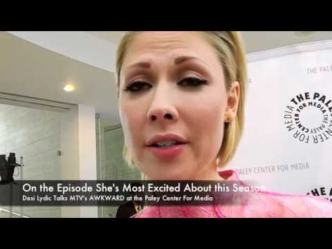 Desi Lydic Talks MTV's AWKWARD