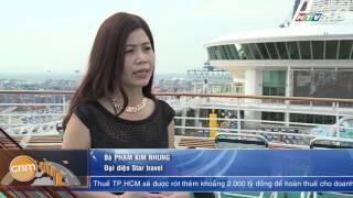 Trải nghiệm du thuyền Marines of the seas (CNM 08/11/2015)