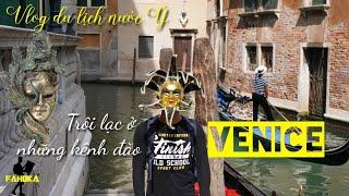 Tour Thụy Sĩ - Ý: Cực đẹp TP nổi trên biển hiếm hoi TG/ Châu Âu cổ điển