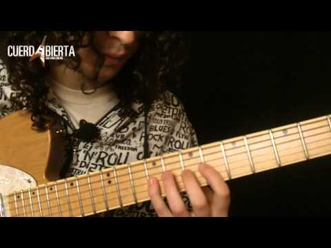 Como tocar Tu Carcel - Enanitos Verdes - Leccion de guitarra para principiantes