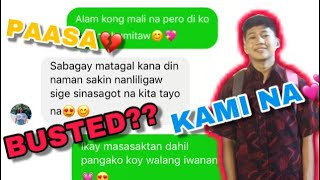 LYRIC PRANK TAGALOG (CRUSH CHALLENGE) gone wild Videos