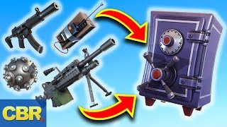 This Is Why Fortnite Vaulted Those Weapons For Season 6