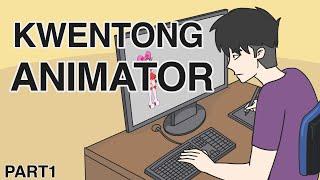 KWENTONG ANIMATOR Q&A PART1   PINOY ANIMATION