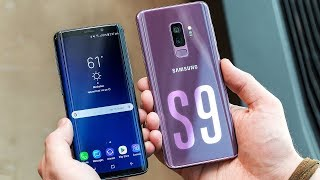 Samsung Galaxy S9 hands-on -