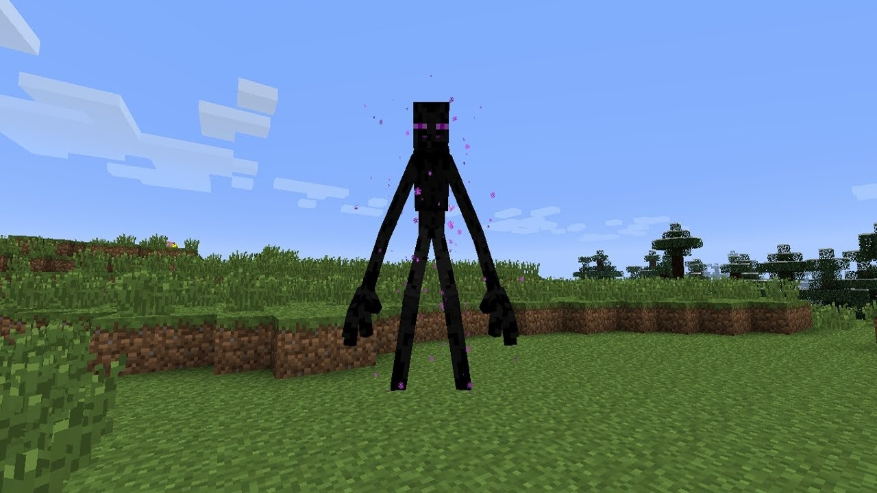 coloring pages minecraft mutant enderman - photo#30