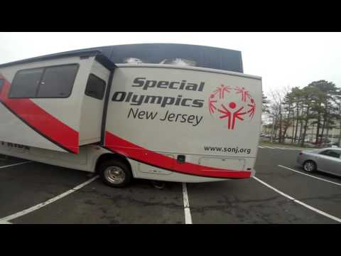 Special Olympics of New Jersey Winter Games 2016 (with a GoPro)