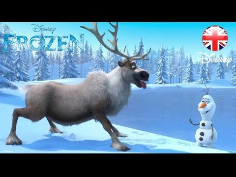 Trailer - FROZEN - Trailer oficial Disney