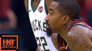 Cleveland Cavaliers vs Milwaukee Bucks 1st Qtr Highlights / Week 10 / Dec 19