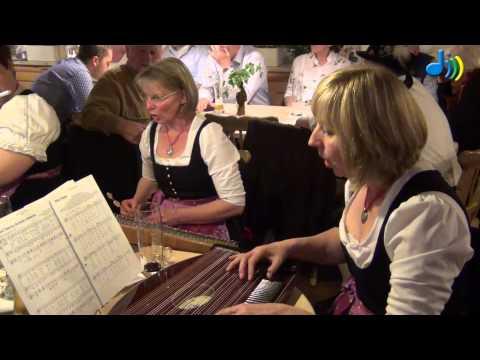 Erdinger Volksmusiktage 2013 im Gasthaus Kreuzeder