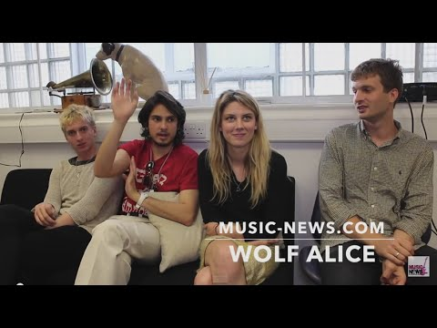 Wolf Alice I Interview I Music-News.com