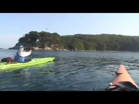 Медитация с веслом