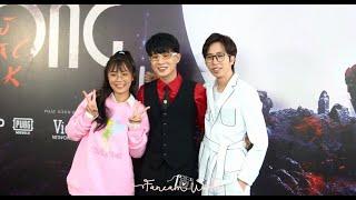 JACK (J97) Xuất hiện như siêu sao trước giờ ra mắt HOA HẢI ĐƯỜNG OFFICIAL MV