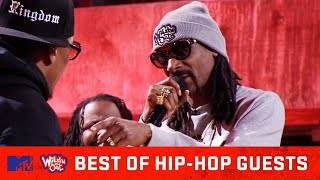 Best Of Hip-Hop Guests ft. Machine Gun Kelly, Chance the Rapper, & More 😱😂 Wild 'N Out
