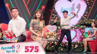 Wanna Date   Ep 575: He sheds tears for the love with orphan woman in last stage of cancer