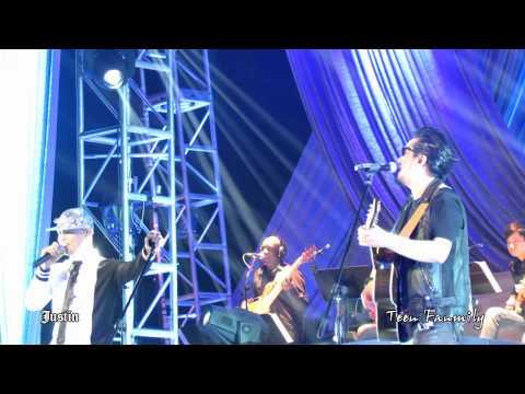 [2014-04-05] 側田Justin x 恭碩良 -14. 愛空間 + 海闊天空 + Talk - 命硬演唱會澳門站