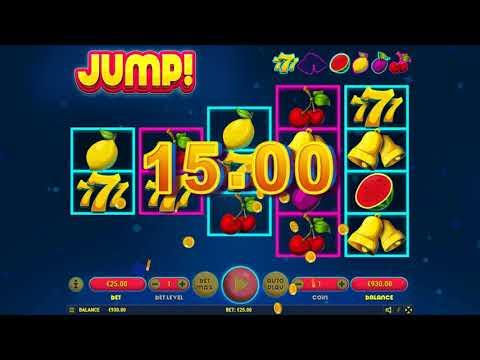 Jump!, la nuova slot di Habanero