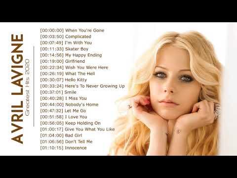 Arvil Greatest Hits Full Album - Best Songs of Avril (ArvilLavigne) HD/HQ