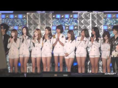 [飯拍] 090919 第六屆亞洲音樂節 少女時代-SEOUL(With Super Junior)+Ending